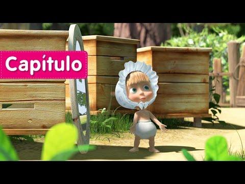 Masha y el Oso - Día de lavado (Capítulo 18)  Dibujos Animados en español!