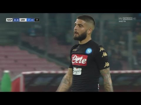 Lorenzo Insigne Vs Udinese HOME 15 04 2017 Individual Highlights 720p HD