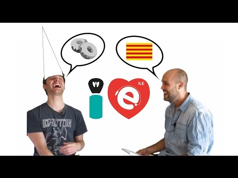 Learn a new language - Episode 1 #Catalan!