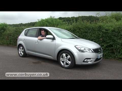 Kia Cee'd Hatchback 2007 - 2012 Review - CarBuyer