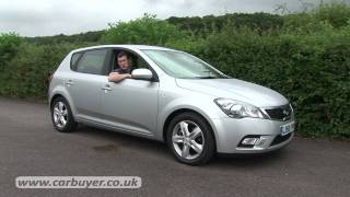 Kia Ceed review - CarBuyer