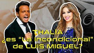 Thalía y su relación con Luis Miguel