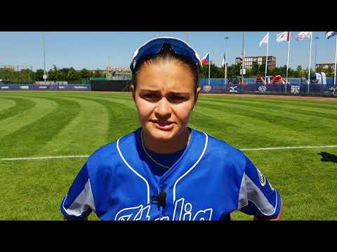 Laura Vigna commenta Italia Botswana 7-0