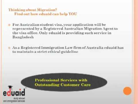 eduaid - Study Abroad and Immigration Services