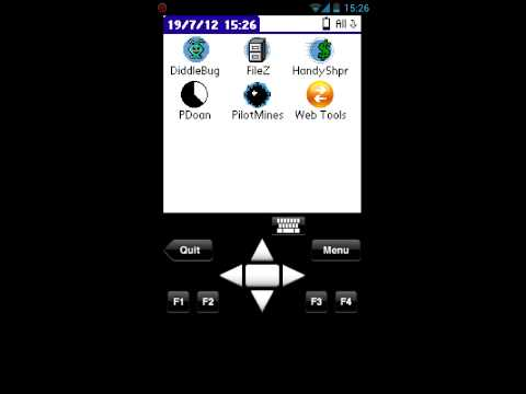 Palm OS emulator Android