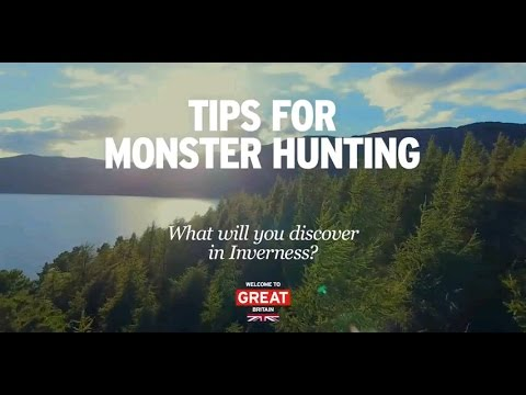 Loch Ness -Tips For Monster Hunting - Action