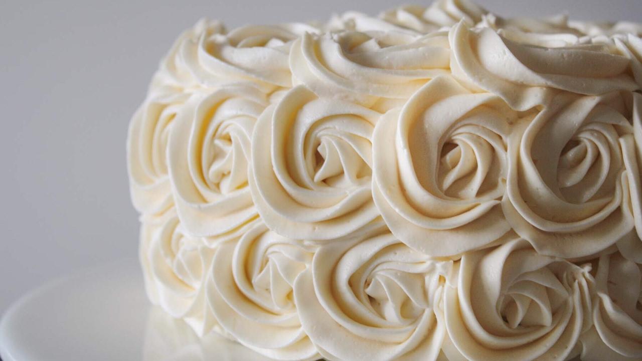 Receta Crema De Mantequilla Buttercream Para Decorar Pasteles Y Cupcakes Luciiana Lu
