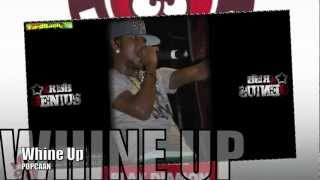 Popcaan - Whine Up (Raw) [Bad Behavior Riddim] June 2012