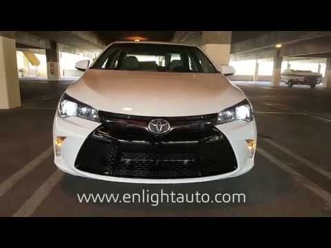 2015 camry headlight removal