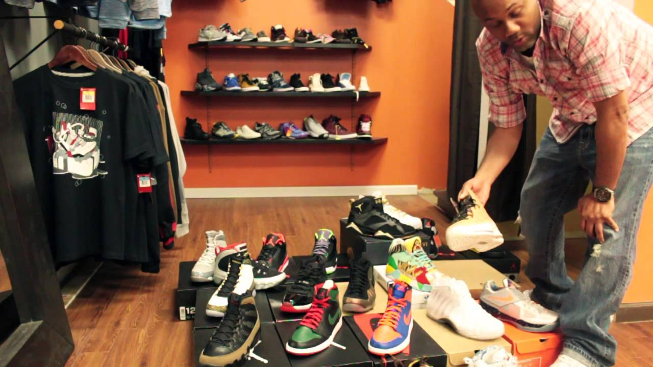 5e6a06fbb5c6c6 EU Kicks presents... Sneaker Shops Around the World