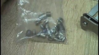 складной нож своими  руками 3 фурнитуа