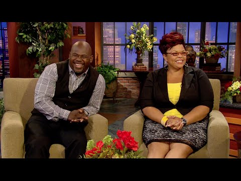 David and Tamela - Meet the Mann's