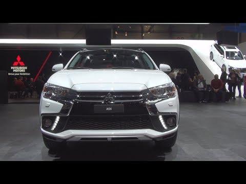Mitsubishi ASX ClearTec (2018) Exterior and Interior