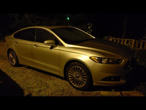 How to get your factory door code in a Ford Fusion Titanium 2013 - 2016