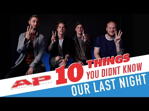 10 Things You Didn't Know: OUR LAST NIGHT