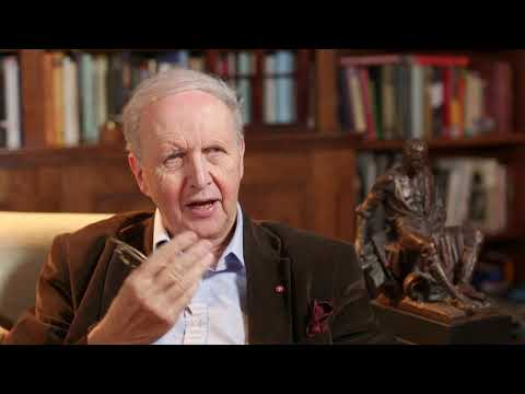 A Q&A with Alexander McCall Smith