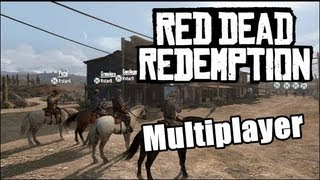O Multiplayer: Red Dead Redemption - Xbox 360