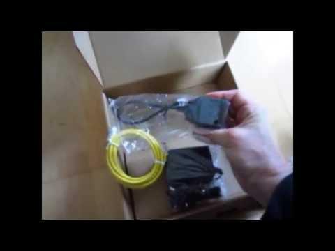 rj45 netzwerkdose anschlie en mit einem lsa anlegewerkzeug doovi. Black Bedroom Furniture Sets. Home Design Ideas