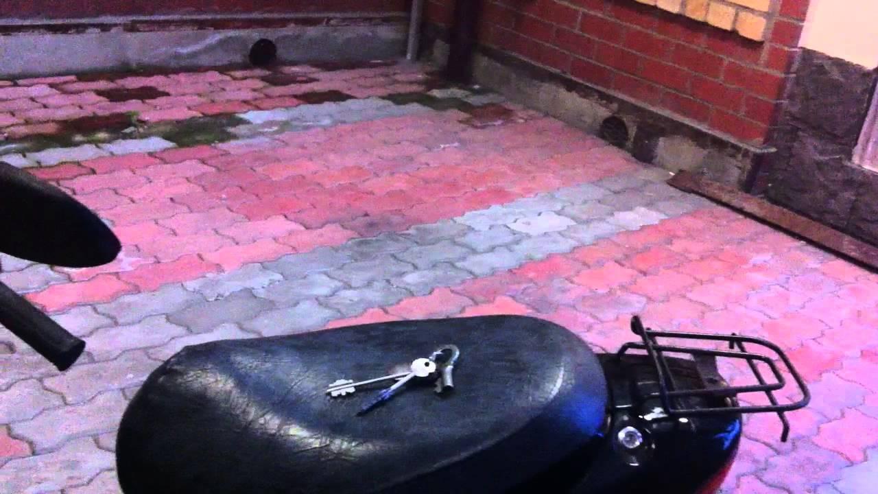 Японские бу скутера и мопеды со склада в одессе. - YouTube