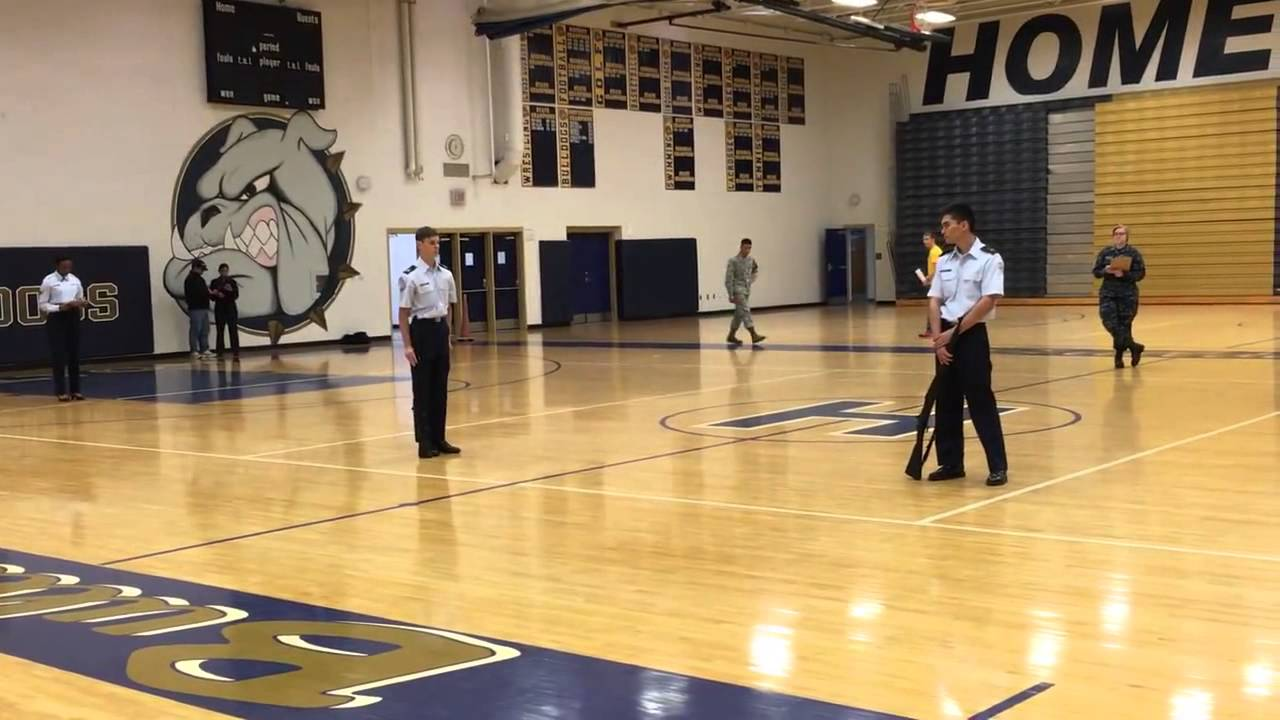 Chantilly Academy Armed Exhibition @ CD Hylton Drill Meet