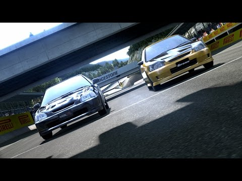 GT6 Online racing: EK9 battle