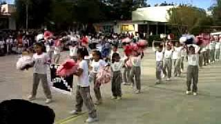 18 de noviembre del 2011 en la escuela de Nani.