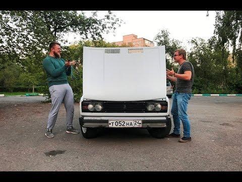 ХОЗЯЙСКАЯ ПЯТЁРКА - ВАЗ 2105 -Тачка Бро