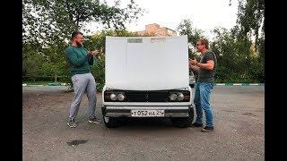видео ВАЗ 2105 | Аккумулятор | Жигули