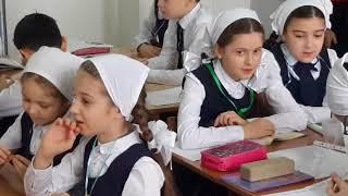 Открытый урок в гимназииN1,г.Грозный.. 3з класс.учитель РозаДоаевна