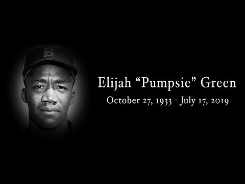 Red Sox Mourn the Passing of Pumpsie Green