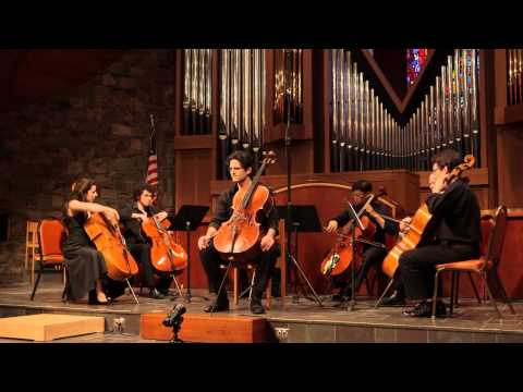 Haydn Concerto in C Major, performed by Amit Peled and his Peabody Students