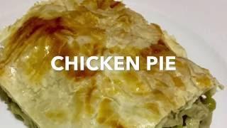 Chicken pie - jamie oliver recipe - the best!