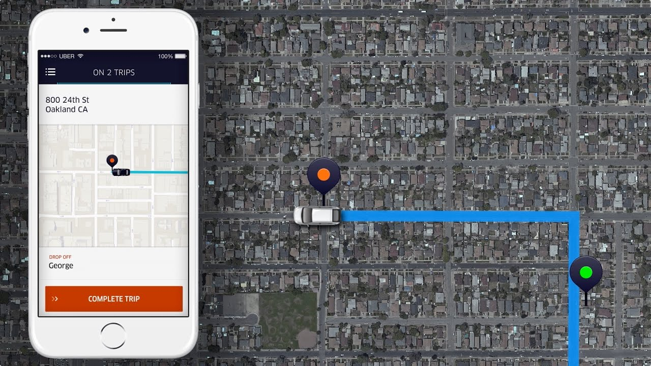 Learn About UberPOOL Driving In Toronto Uber - Uberpool los angeles map