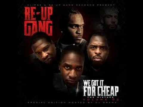 The Re-Up Gang - 20K Money Making Brothers On The Corner