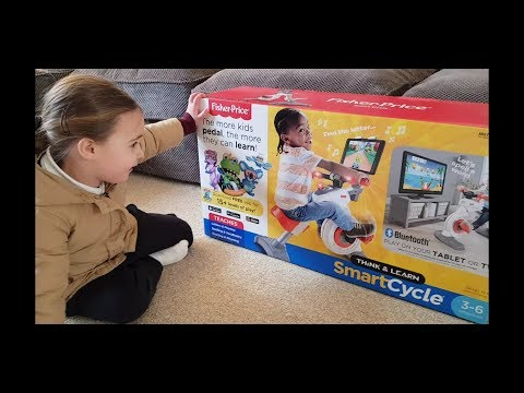 Think And Learn Smart Cycle Fisher-Price /Emma Channel