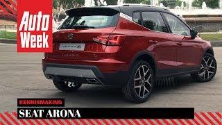 Seat Arona - eerste kennismaking - AutoWeek