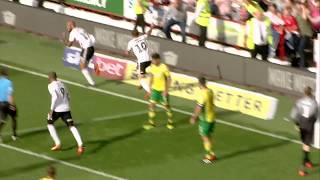 Blades 2-1 Norwich - match action