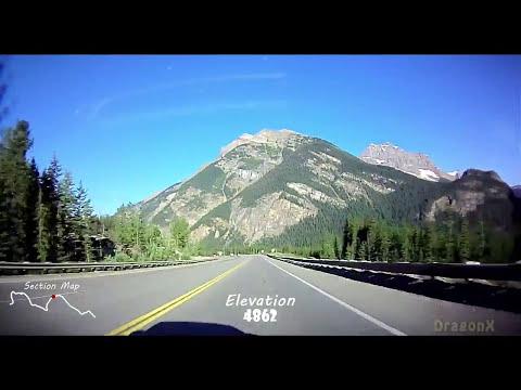 Drive HD - Calgary (AB) - Vancouver-ish (BC)