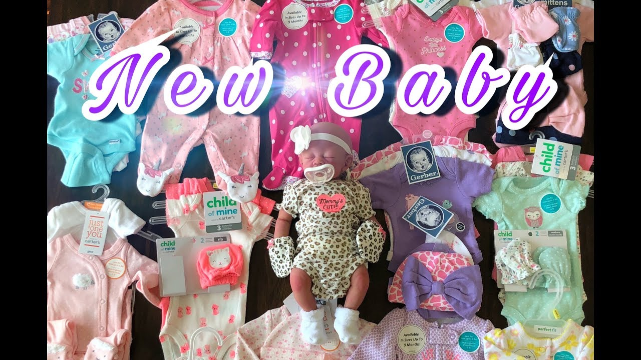 66c2fe62907a My New Silicone Baby + Huge Preemie Clothes Haul! - YouTube