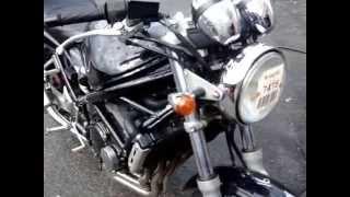 Мотоцикл B3043 SUZUKI BANDIT 250 видео