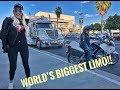 The World's Biggest Limousine