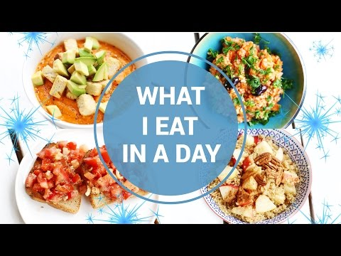 What I Eat In A Day {Winter} | VEGAN + HEALTHY