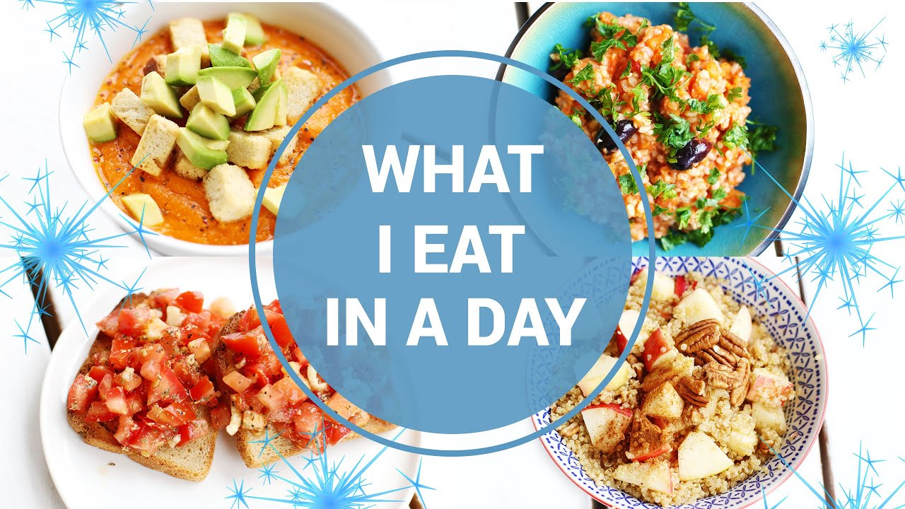 What i eat in a day winter vegan healthy youtube forumfinder Images