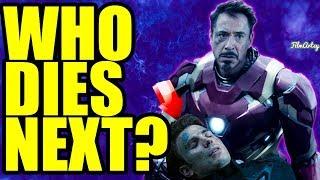 Avengers: Endgame | Possible Deaths in The Endgame | Marvel 2019