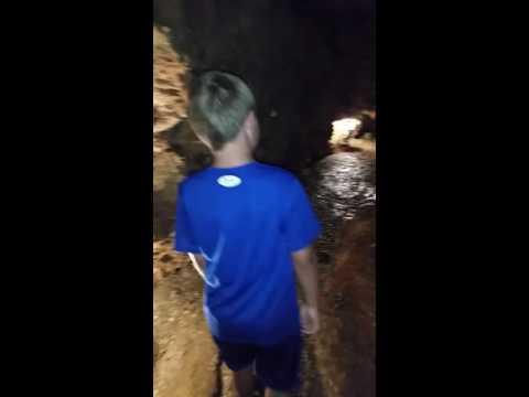 Tripp @ Bridal Cave