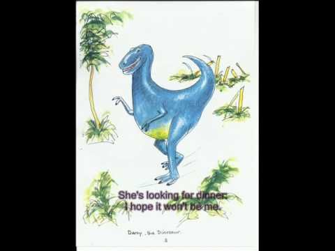 DARCY THE DINOSAUR SONG