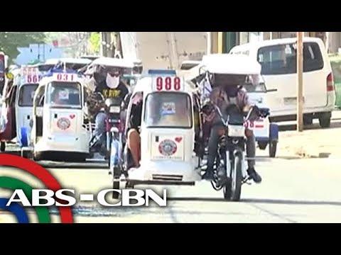 Bandila: Pag-book ng tricycle sa La Union, puwede nang gawin sa mobile app