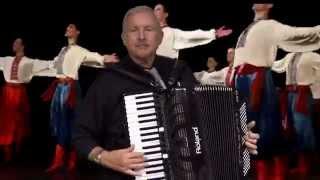 Monti Csardas(Czardas,Csárdás) Lee Terry Meisinger, Roland V-Accordion, Aakkordeon,