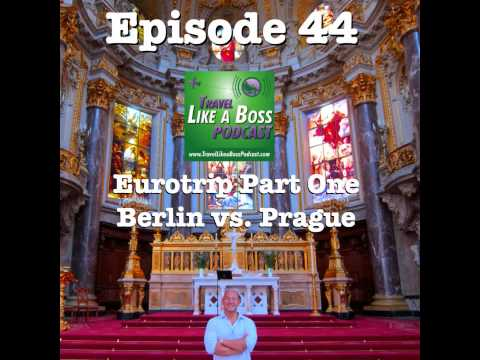 Ep 44 - Eurotrip Part 1: Berlin vs. Prague, Travel, eCommerce, and the Drop Shipping Retreat