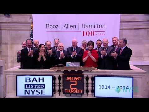 Booz Allen Hamilton Celebrates 100 Years